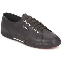 Schoenen Lage sneakers Superga 2950 Chocolat