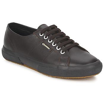 Schoenen Lage sneakers Superga 2750 Chocolat