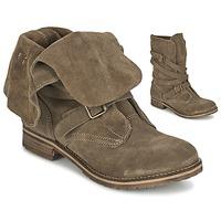 Schoenen Dames Laarzen Casual Attitude GRAVINE Bruin
