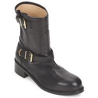 Schoenen Dames Laarzen Kallisté 5609 Zwart