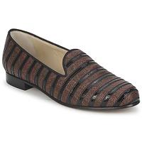 Schoenen Dames Mocassins Etro FLORINDA Bruin / Zwart