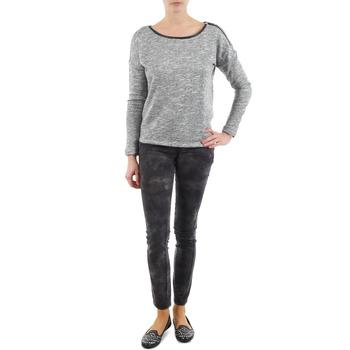 Textiel Dames 5 zakken broeken Esprit superskinny cam Pants woven Kaki