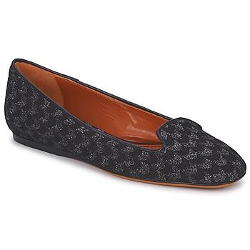 Schoenen Dames Mocassins Missoni WM069 Zwart
