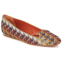 Schoenen Dames Mocassins Missoni WM004 Multi