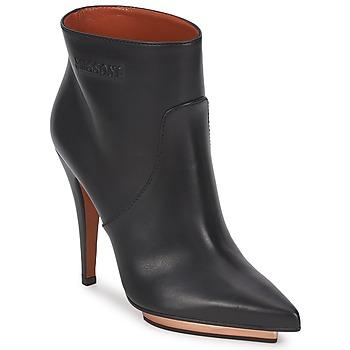 Schoenen Dames Enkellaarzen Missoni WM035 Zwart