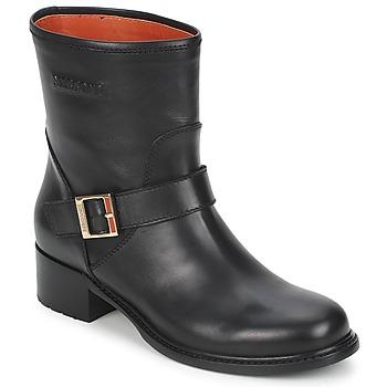 Schoenen Dames Laarzen Missoni WM028 Zwart