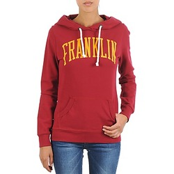 Textiel Dames Sweaters / Sweatshirts Franklin & Marshall TOWNSEND Rood