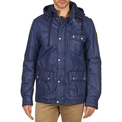 Textiel Heren Parka jassen Gaastra TUNDRA (K) Blauw