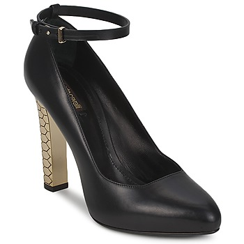 Schoenen Dames pumps Roberto Cavalli WDS230 Zwart