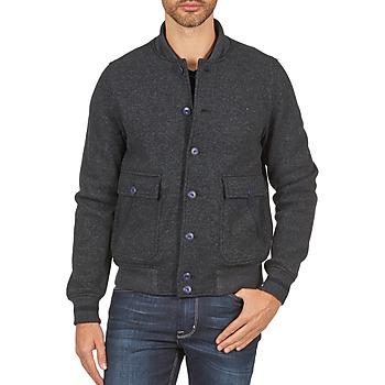Textiel Heren Wind jackets Façonnable DOBLERA Grijs