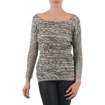 Textiel Dames Truien Yas AMILIA KNIT PULLOVER Beige