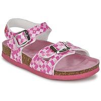 Schoenen Meisjes Sandalen / Open schoenen Agatha Ruiz de la Prada ANNA Fushia