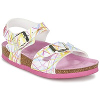 Schoenen Meisjes Sandalen / Open schoenen Agatha Ruiz de la Prada CHELINA Multi