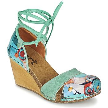 Schoenen Dames Sandalen / Open schoenen Art VALBY 499 Groen