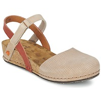 Schoenen Dames Sandalen / Open schoenen Art POMPEI 739 Beige