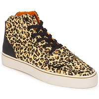 Schoenen Dames Hoge sneakers Creative Recreation W CESARIO XVI M Luipaard
