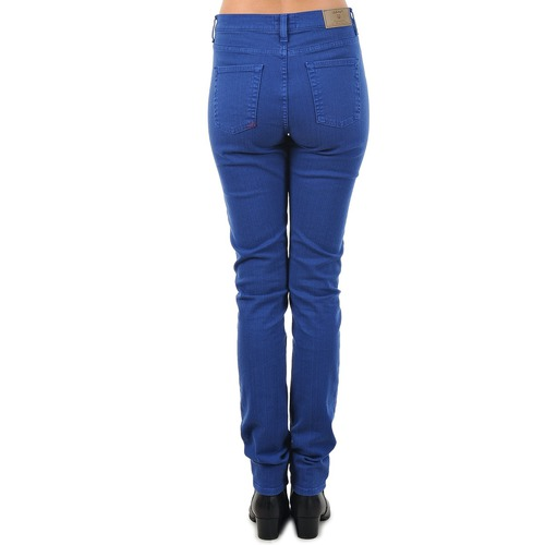 Gant N.y. Kate Colorful Twill Pant Blauw - Gratis Levering