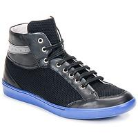 Schoenen Heren Hoge sneakers Swear GENE 3 Zwart / Blauw