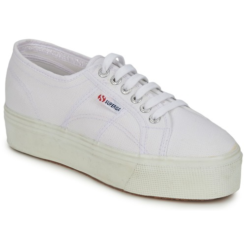 Schoenen Dames Lage sneakers Superga 2790 LINEA UP AND Wit