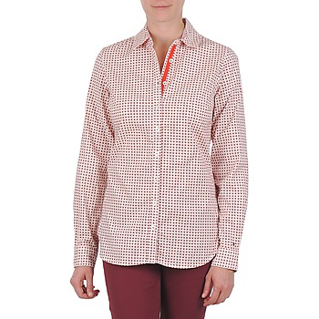 Textiel Dames Overhemden Tommy Hilfiger CARYN Oranje