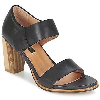 Schoenen Dames Sandalen / Open schoenen Neosens GLORIA 198 Zwart