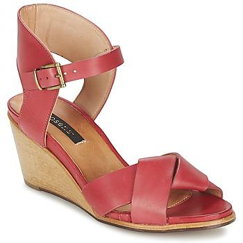 Schoenen Dames Sandalen / Open schoenen Neosens NOAH Rood