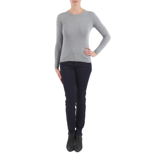 Textiel Dames Skinny jeans 7 for all Mankind GUMMY Zwart