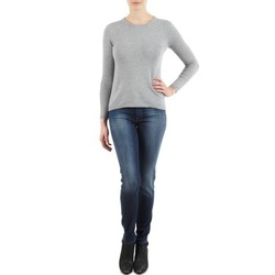 Textiel Dames Skinny jeans 7 for all Mankind THE SKINNY NEW ORL FLAME Blauw