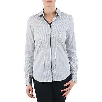 Textiel Dames Overhemden La City OCHEMBLEU Grijs