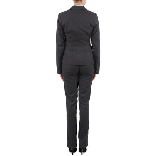 La City VTANIA Grijs - Gratis levering  Textiel Jasjes / Blazers Dames