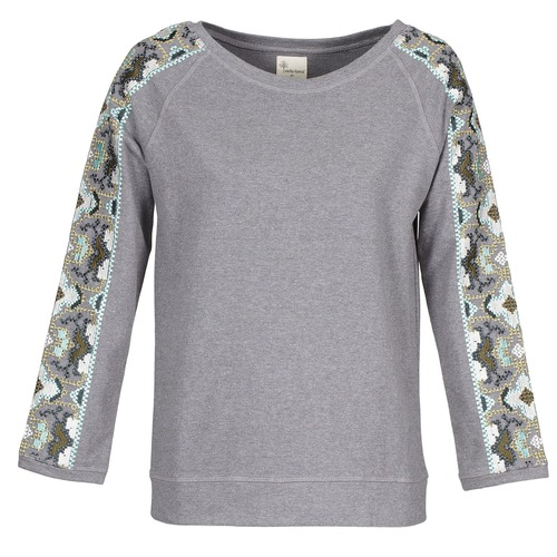 Textiel Dames Sweaters / Sweatshirts Stella Forest APU004 Grijs
