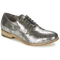 Schoenen Dames Laarzen Now SMOGY Zilver