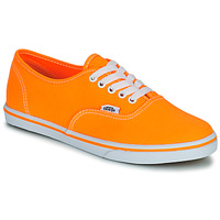 Schoenen Dames Lage sneakers Vans AUTHENTIC LO PRO Oranje / Pop