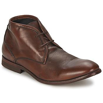 Schoenen Heren Laarzen Hudson CRUISE Bruin
