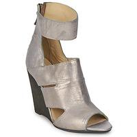 Schoenen Dames Sandalen / Open schoenen Dkode THETIS Grijs / Parel