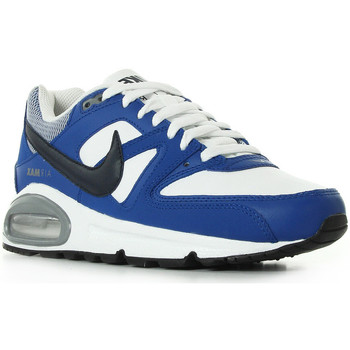Schoenen Jongens Lage sneakers Nike Air Max Command GS Wit