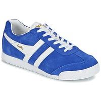 Schoenen Dames Lage sneakers Gola HARRIER Blauw / Wit