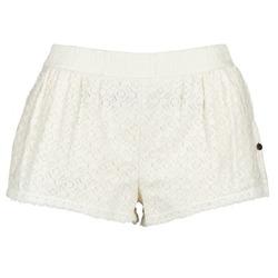 Textiel Dames Korte broeken / Bermuda's Element BROSS Ecru