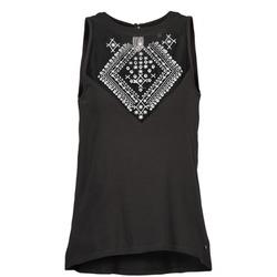 Textiel Dames Mouwloze tops Element ROSANA Zwart