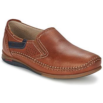 Schoenen Heren Instappers Fluchos CATAMARAN Bruin