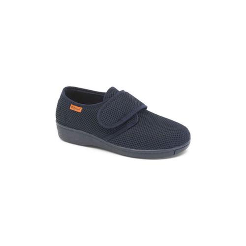 Schoenen Dames Lage sneakers Calzamedi COMFORTABEL POSTOPERATIEF  BINNENLANDS AZUL