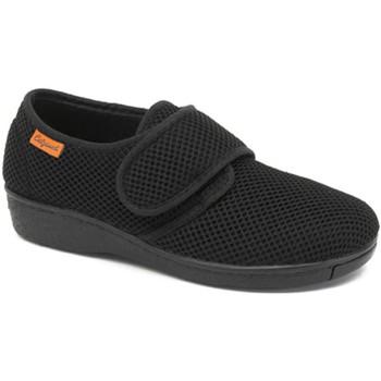 Schoenen Dames Lage sneakers Calzamedi POSTOPERATIEVE SOKKEN 3044 NEGRO