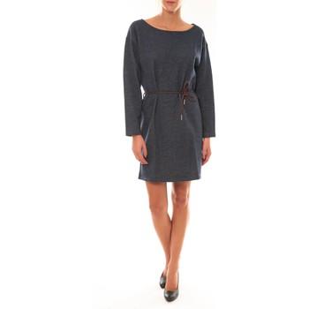 Textiel Dames Korte jurken Coquelicot Robe 15219/611 marine Blauw