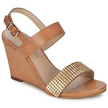 Schoenen Dames Sandalen / Open schoenen JB Martin 1OLE Camel / Goud