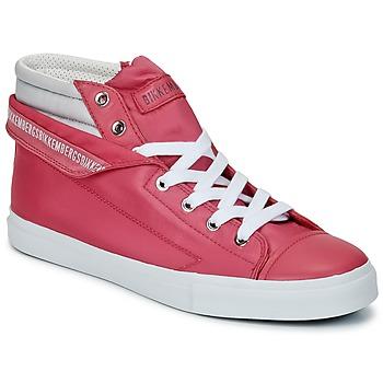 Schoenen Dames Hoge sneakers Bikkembergs PLUS 647 Roze / Grijs