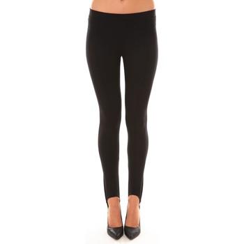 Textiel Dames Leggings Coquelicot Legging 15606/099 noir Zwart