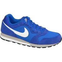 Schoenen Heren Lage sneakers Nike MD Runner II 749794-411 Blue