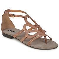 Schoenen Dames Sandalen / Open schoenen Belmondo BETSABEA Koper