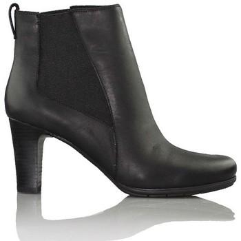 Schoenen Dames Low boots Rockport CHELSEA W NEGRO