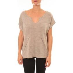 Textiel Dames Truien La Vitrine De La Mode By La Vitrine Pull Callie taupe Bruin